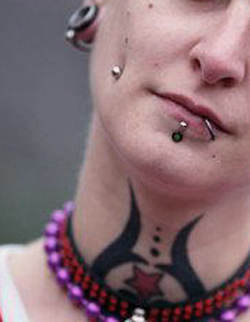 Body Modification - Modificare il corpo