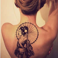 Tattoo Giapponese